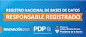 Registro Nacional de Base de Datos
